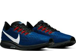 New York Giants Nike Air Zoom Pegasus 36 Running Shoes - Blu
