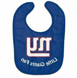 New York Giants All Pro Baby Bib New And Officially Licensed