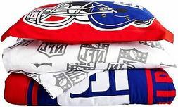 New York Giants 7-Piece Full Bed Set