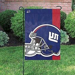 New York Giants BOLD Logo GARDEN Flag Window Outdoor Banner