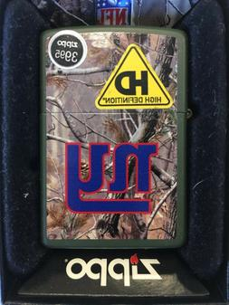 NEW YORK GIANTS CAMO HD ZIPPO LIGHTER GREAT HOLIDAY GIFT FRE