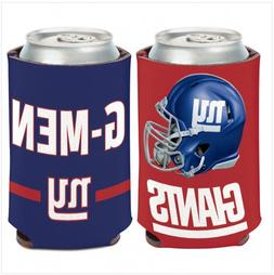 New York Giants Can Cooler 12 oz. Koozie