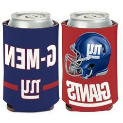 New York Giants Can Cooler Slogan Design 12oz Collapsible Ko