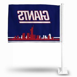 New York Giants Car Flag