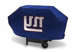 New York Giants  DELUXE LINED THICK GRILL COVER Man Cave Mus