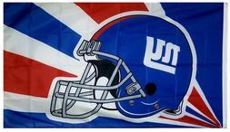 New York Giants Flag NFL Sports Banner 3x5ft
