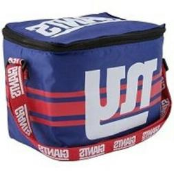 New York Giants Forever Collectibles NFL Lunch Box Cooler Ba