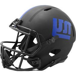 New York Giants Full Size Eclipse Speed Replica Helmet New I