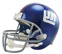 NEW YORK GIANTS Full Size Replica Helmet   - 3 TOTAL HELMETS