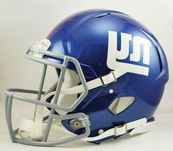 NEW YORK GIANTS - Riddell Full-Size Speed Authentic Helmet
