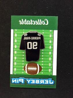 New York Giants Jason Pierre-Paul lapel pin-G-Men Collectabl