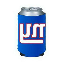New York Giants Kaddy Can Cooler 12oz Collapsible Koozie NFL