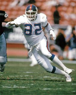 New York Giants LAWRENCE TAYLOR L.T. Glossy 8x10 Photo Footb