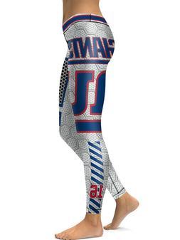 New York Giants Leggings Small-XXL  Football Fan Gift Game G