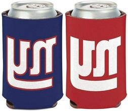 New York Giants Logo Can Cooler 12oz Collapsible Koozie - Tw