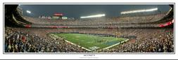 New York Giants Meadowlands 6 Yard Line Unframed Panoramic P