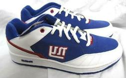New York Giants Mens Size 14 NFL Recline PH2 Sneaker Shoes F