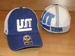 New York Giants Mesh Back Flex Fitted Hat Cap Men's size L/X