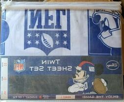 new york giants mickey mouse 3 piece