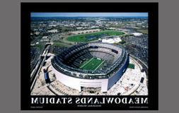 New York Giants New Meadowlands METLIFE STADIUM Aerial View