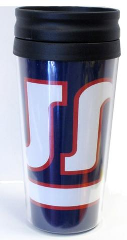 New York Giants NFL 14oz Insulated Travel NY Hype Tumbler Co