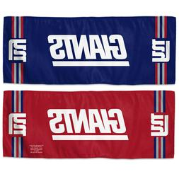 New York Giants NFL Football Cooling Towel 12x30 Sports Work
