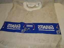 New York Giants NFL Football Handmade/Tea Towel Children's/B