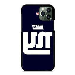NEW YORK GIANTS NFL LOGO iPhone 6/6S 7 8 Plus X/XS Max XR 11
