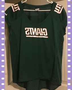 New York Giants - Nike NFL - Mesh Sleeveless T-Shirt NWOT -