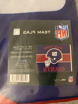 New York Giants NFL Team Flag Banner National Football Leagu