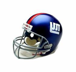New York Giants NFL Team Logo Riddell Deluxe Full Size Footb