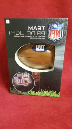 New York Giants NFL Team Pride Light Projection Indoor / Out