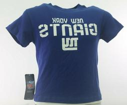 New York Giants Official NFL Apparel Youth Kids T-Shirt New