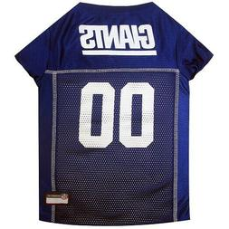 New York Giants - Officially Licensed Dog NFL Jersey *free s