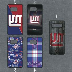 New York Giants Phone Case For Samsung Galaxy S20 S10 S9 S8
