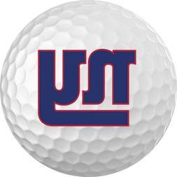 New York Giants Titleist ProV1 Refinished NFL Golf Balls 12