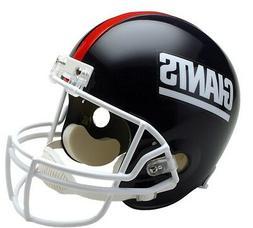 NEW YORK GIANTS RETRO Full Size Replica Helmet   - 3 TOTAL H