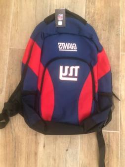 "NFL New York Giants School Travel Gym Draft Day 18"" Backpack"