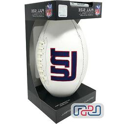 New York Giants Signature Series NFL Official Licensed Footb
