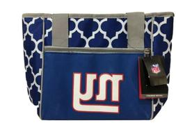 New York Giants Small Cooler Lunch Bag Tote NFL 16 Can Tote