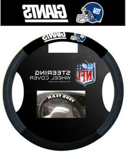 New York Giants Steering Wheel Cover NFL Football Team Logo
