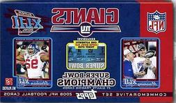New York Giants Super Bowl XLII Champions Limited Edition Su