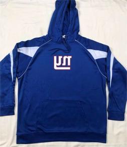 New York Giants Sweatshirt Size XL Jersey T-shirt Hoodie Blu