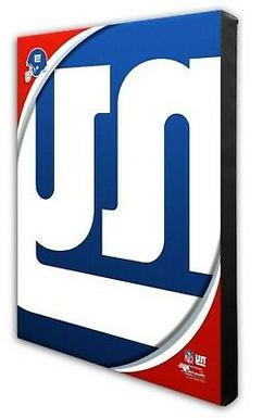 Photo File New York Giants Team Logo Canvas Print Picture Ar