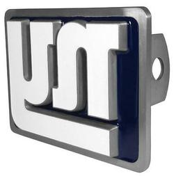 New York Giants Trailer Hitch Cover  NFL 3D Metal Truck Car