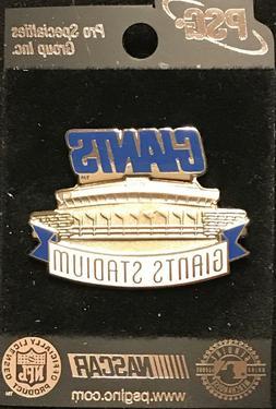 New York Giants Vintage Giants Stadium Collector Pin