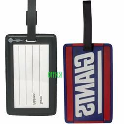 New York Giants - NFL Soft Luggage Bag Tag