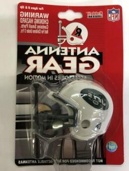 New York JetsThrow Back Riddell  Pocket Pro Helmet Car Anten