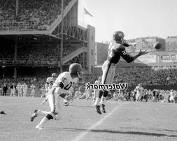 NFL 1963 New York Giants Frank Gifford vs Cleveland Browns 8