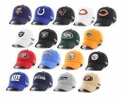 BRIDGESTONE NFL ADJUSTABLE GOLF HAT/CAP '47 NEW 2018- PICK A